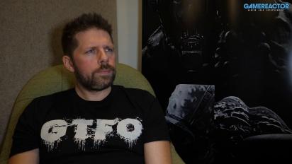 GTFO - Entrevista a Simon Viklund por el EA