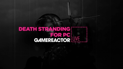 Death Stranding - Replay del  Livestream en PC