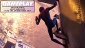 Spider-Man: Miles Morales - Gameplay con el traje Un nuevo universo