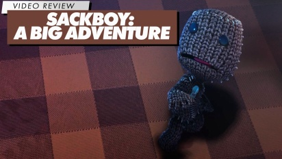 Sackboy: A Big Adventure - Review en Vídeo