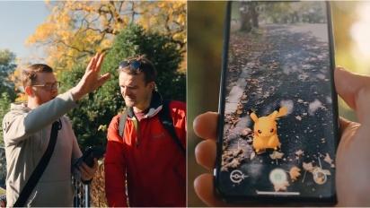 Pokémon GO Safari Zone in Liverpool