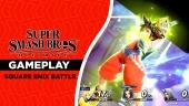 Super Smash Bros. Ultimate - Gameplay La batalla final de Square Enix