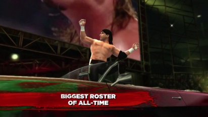 WWE 13 - Everything You Need To Know About WWE 13