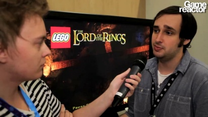 GC 12: Lego Lord of the Rings - vídeo entrevista