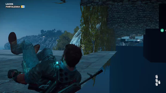Just Cause 3 under map