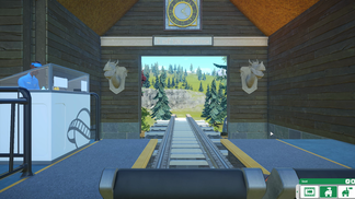 Alpine Ride, Planet Coaster