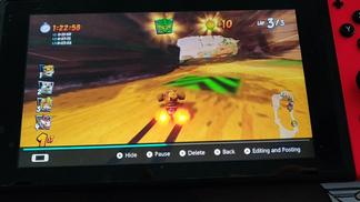 SUBMISSION 1:26:70 Crash Team Racing